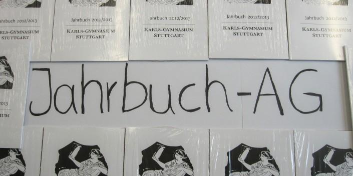 Jahrbuch des Karls-Gymnasium Stuttgart |Humanistisches Gymnasium mit Hochbegabtenzug