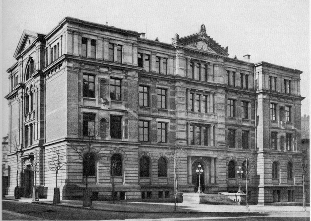 Historisches Schulhaus | Karls-Gymnasium Stuttgart | Humanistisches Gymnasium mit Hochbegabtenzug