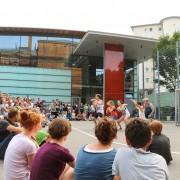 Schulfest am Karls-Gymnasium Stuttgart |Humanistisches Gymnasium mit Hochbegabtenzug