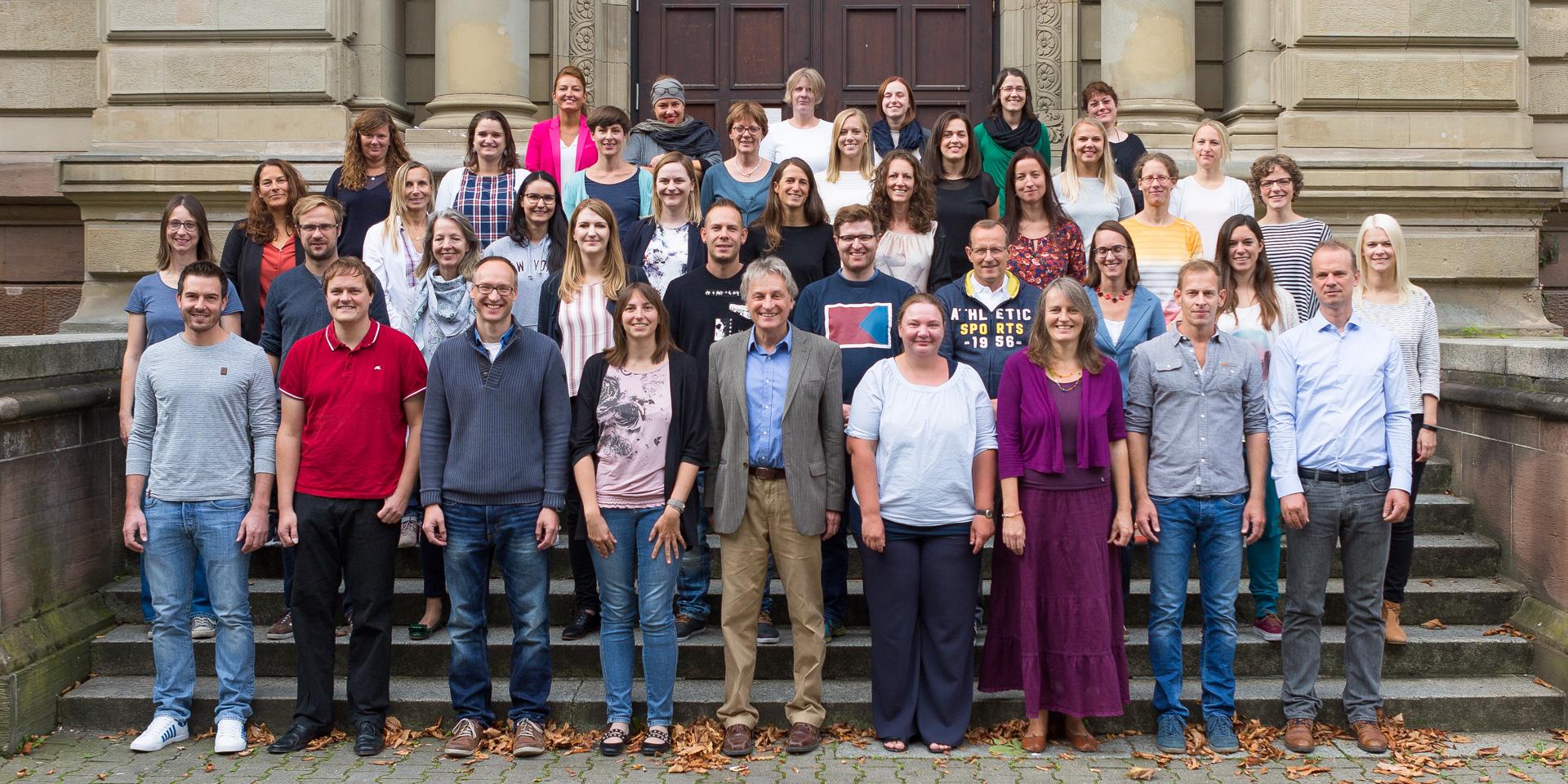 Kollegium Herbst 2017 | Karls-Gymnasium Stuttgart