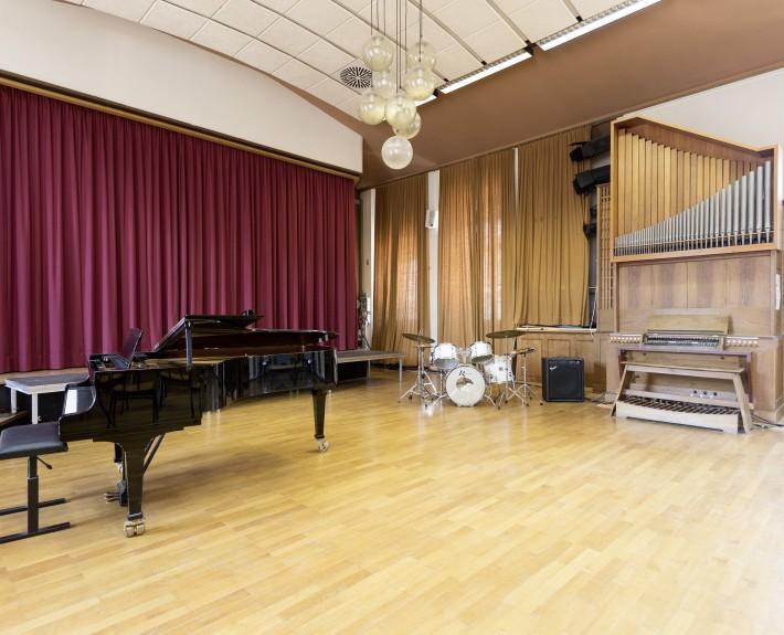 Musik und Theater am Karls-Gymnasium Stuttgart |Humanistisches Gymnasium mit Hochbegabtenzug