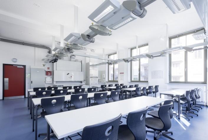 Naturwissenschaft am Karls-Gymnasium Stuttgart |Humanistisches Gymnasium mit Hochbegabtenzug