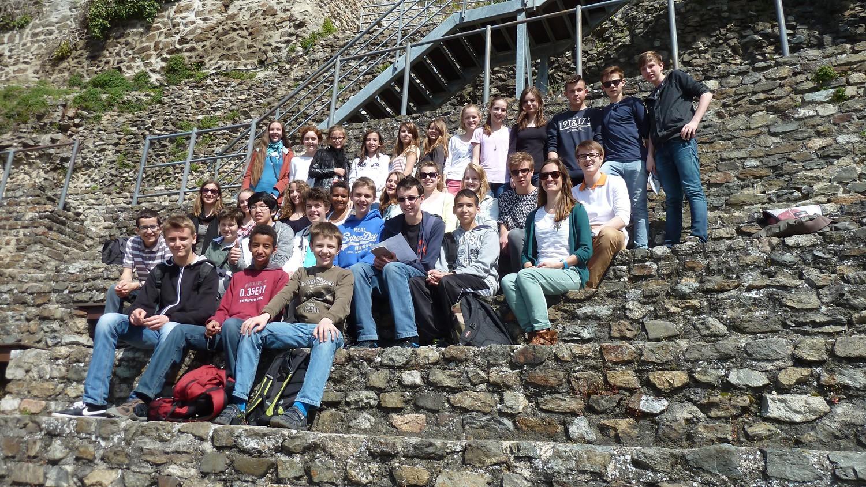 Frankreichaustausch am Karls-Gymnasium Stuttgart | Humanistisches Gymnasium mit Hochbegabtenzug